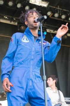Cosmos performing at Sasquatch 2016 at the Gorge Amphitheatre in George, Washington on May 29, 2016. (Photo: Matthew Lamb)