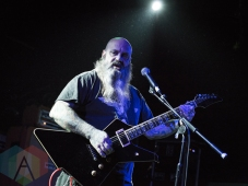 Crowbar performing at Desertfest 2016 in London, UK. (Photo: Paul Woods/Aesthetic Magazine)