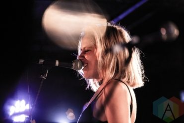 Dagny performing at The Great Escape Music Festival on May 19, 2016. (Photo: Caitlin Molton/Aesthetic Magazine)