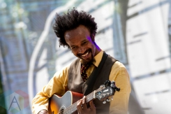 Fantastic Negrito performing at BottleRock 2016 in Napa Valley, California on May 27, 2016. (Photo: Kari Terzino/Aesthetic Magazine)