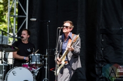 Houndmouth performing at BottleRock 2016 in Napa Valley, California on May 27, 2016. (Photo: Kari Terzino/Aesthetic Magazine)