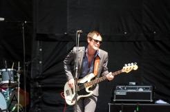 Houndmouth performing at BottleRock 2016 in Napa Valley, California on May 27, 2016. (Photo: Kari Terzino/Aesthetic Magazine)