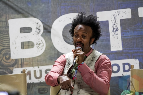 Fantastic Negrito at BottleRock 2016 in Napa Valley, California on May 27, 2016. (Photo: Kari Terzino/Aesthetic Magazine)