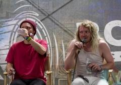 The Orwells at BottleRock 2016 in Napa Valley, California on May 27, 2016. (Photo: Kari Terzino/Aesthetic Magazine)