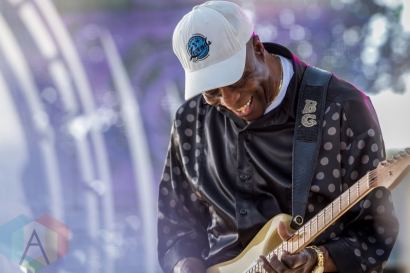 Buddy Guy performing at BottleRock 2016 in Napa Valley, California on May 27, 2016. (Photo: Kari Terzino/Aesthetic Magazine)