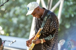 Buddy Guy performing at BottleRock 2016 in Napa Valley, California on May 27, 2016. (Photo: Kari Terzino/Aesthetic Magazine)