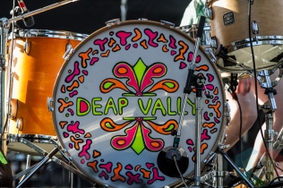 Deap Vally performing at BottleRock 2016 in Napa Valley, California on May 29, 2016. (Photo: Kari Terzino/Aesthetic Magazine)