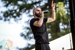 X Ambassadors performing at BottleRock 2016 in Napa Valley, California on May 29, 2016. (Photo: Kari Terzino/Aesthetic Magazine)