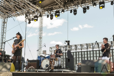 Deep Sea Diver performing at Sasquatch 2016 at the Gorge Amphitheatre in George, Washington on May 29, 2016. (Photo: Kevin Tosh/Aesthetic Magazine)