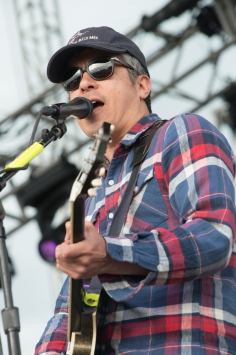 M. Ward performing at Sasquatch 2016 at The Gorge Amphitheatre in George, Washington on May 28, 2016. (Photo: Matthew Lamb)