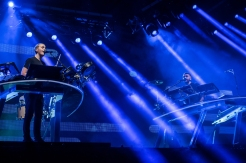 Disclosure performing at Sasquatch 2016 at The Gorge Amphitheatre in George, Washington on May 27, 2016. (Photo: Matthew Lamb)