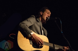Marlon Williams performing at The Ark in Ann Arbor, Michigan on May 17, 2016. (Photo: Taylor Ohryn/Aesthetic Magazine)
