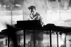 Flume performing at the Coachella Music Festival on April 24, 2016. (Photo: Ryan Muir/Goldenvoice)