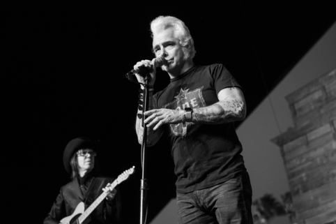 Marty Stuart at Stagecoach Festival, in Indio, CA, USA, on 29 April, 2016.