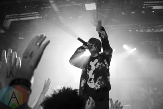 The Ready Set performing at the Varsity Theatre in Minneapolis on May 12, 2016. (Photo: Zara Luna/Aesthetic Magazine)