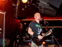 Dying Fetus performing at The Cabooze in Minneapolis on May 4, 2016. (Photo: Zara Luna/Aesthetic Magazine)