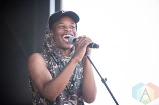 John River performing at the 2016 CBC Music Festival at Echo Beach in Toronto on May 28, 2016. (Photo: Janine Van Oostrom/Aesthetic Magazine)