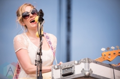 Whitehorse performing at the 2016 CBC Music Festival at Echo Beach in Toronto on May 28, 2016. (Photo: Janine Van Oostrom/Aesthetic Magazine)