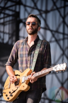 Tokyo Police Club performing at the 2016 CBC Music Festival at Echo Beach in Toronto on May 28, 2016. (Photo: Janine Van Oostrom/Aesthetic Magazine)