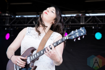 Terra Lightfoot performing at the 2016 CBC Music Festival at Echo Beach in Toronto on May 28, 2016. (Photo: Janine Van Oostrom/Aesthetic Magazine)