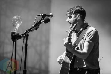Hey Rosetta performing at the 2016 CBC Music Festival at Echo Beach in Toronto on May 28, 2016. (Photo: Janine Van Oostrom/Aesthetic Magazine)