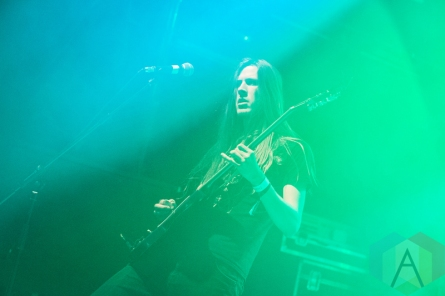 Elder performing at Desertfest 2016 in London, UK. (Photo: Paul Woods/Aesthetic Magazine)