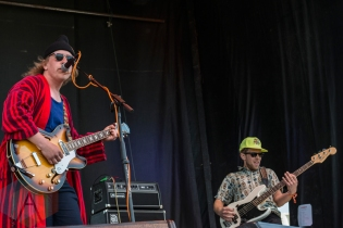 Fauna Shade performing at Sasquatch 2016 at the Gorge Amphitheatre in George, Washington on May 29, 2016. (Photo: Kevin Tosh/Aesthetic Magazine)