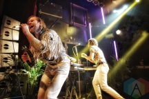 The Darcys performing at the Mod Club in Toronto on May 25, 2016. (Photo: Dan Fischer/Aesthetic Magazine)