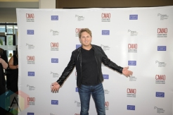 Jason Blaine at the Country Music Association of Ontario Awards on May 30, 2016. (Photo: Orest Dorosh/Aesthetic Magazine)