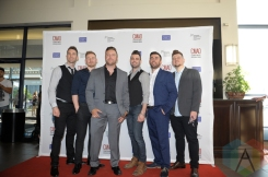Cold Creek County at the Country Music Association of Ontario Awards on May 30, 2016. (Photo: Orest Dorosh/Aesthetic Magazine)