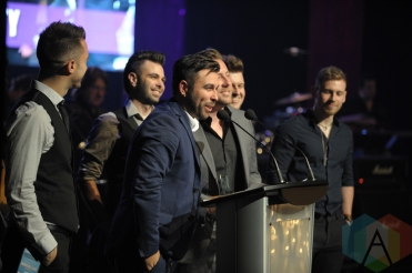 The Country Music Association of Ontario Awards on May 30, 2016. (Photo: Orest Dorosh/Aesthetic Magazine)