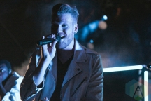 Pentatonix performing at the Cal Coast Credit Union Open Air Theatre at SDSU in San Diego on May 3, 2016. (Photo: Julio de la Torre/Aesthetic Magazine)