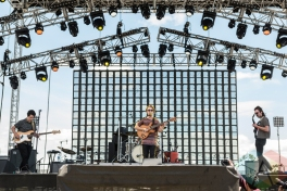 Hibou performing at Sasquatch 2016 at The Gorge Amphitheatre in George, Washington on May 28, 2016. (Photo: Kevin Tosh/Aesthetic Magazine)