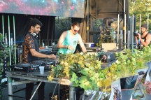 Jamie Jones performing at Electric Island 2016 on Toronto Island on May 23, 2016. (Photo: Justin Roth/Aesthetic Magazine)