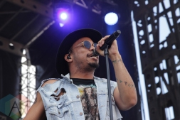 Anderson Paak performing at Soundset 2016 at the Minnesota State Fairgrounds in St. Paul on May 29, 2016. (Photo: Jeff Nelson/Aesthetic Magazine)