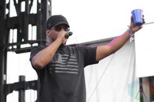 Sway performing at Soundset 2016 at the Minnesota State Fairgrounds in St. Paul on May 29, 2016. (Photo: Jeff Nelson/Aesthetic Magazine)