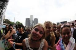 Movement Detroit 2016 at Hart Plaza in Detroit on May 28, 2016. (Photo: Jamie Limbright/Aesthetic Magazine)
