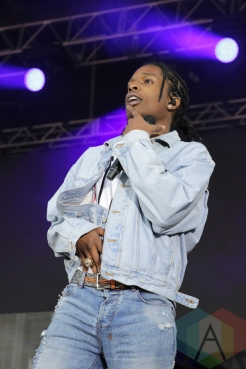 ASAP Rocky performing at Soundset 2016 at the Minnesota State Fairgrounds in St. Paul on May 29, 2016. (Photo: Jeff Nelson/Aesthetic Magazine)
