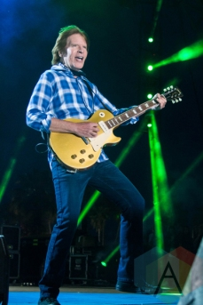 John Fogerty performing on the Palomino Stage at the Stagecoach Festival on April 30, 2016. (Photo: Meghan Lee/Aesthetic Magazine)