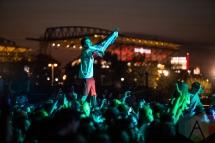 Kaskade performing at Echo Beach in Toronto on May 22, 2016. (Photo: Brandon Newfield/Aesthetic Magazine)