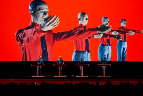 Kraftwerk. (Photo: Ullstein Bild)