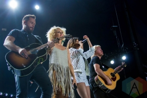 Little Big Town performing on the Toyota Mane Stage at the Stagecoach Festival on May 1, 2016. (Photo: Meghan Lee/Aesthetic Magazine)