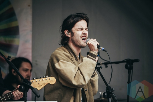 Miamigo performing at The Great Escape Music Festival on May 19, 2016. (Photo: Caitlin Molton/Aesthetic Magazine)