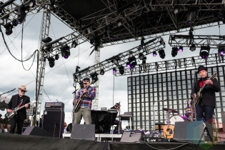 M. Ward performing at Sasquatch 2016 at The Gorge Amphitheatre in George, Washington on May 28, 2016. (Photo: Kevin Tosh/Aesthetic Magazine)