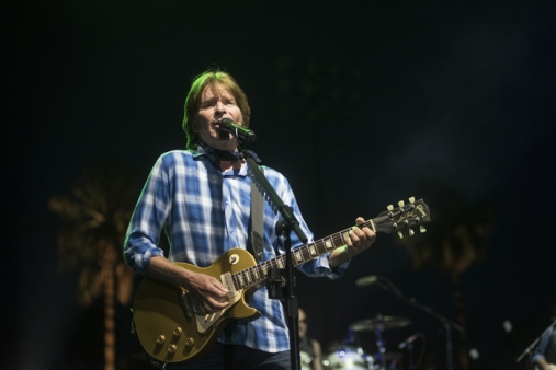 John Fogerty performing on the Palomino Stage at the Stagecoach Festival on April 30, 2016. (Photo: Nate Watters/Goldenvoice)