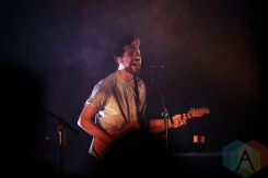Oh Wonder performing at The Great Escape Music Festival on May 19, 2016. (Photo: Caitlin Molton/Aesthetic Magazine)