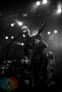 Gloryhammer performing at the O2 Forum Kentish Town in London, UK on May 22, 2016. (Photo: Rossi Ivanova/Aesthetic Magazine)