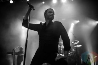 Blind Guardian performing at the O2 Forum Kentish Town in London, UK on May 22, 2016. (Photo: Rossi Ivanova/Aesthetic Magazine)