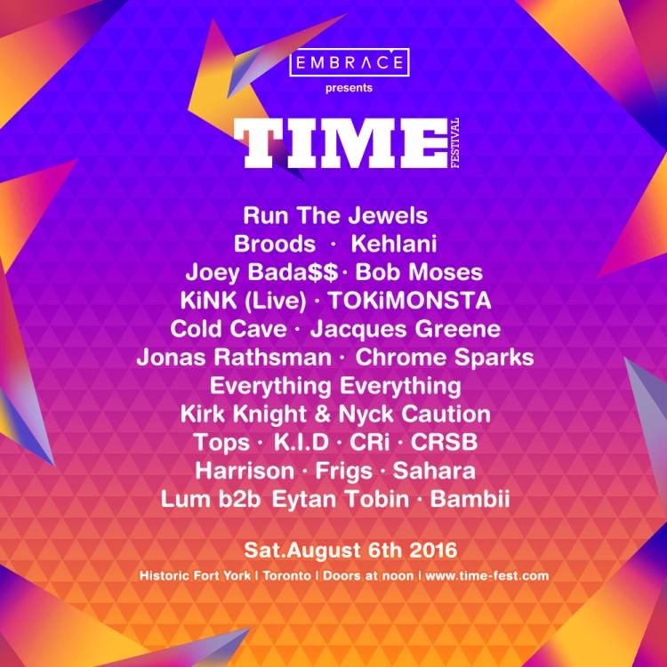 Time Festival 2016