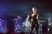 Robyn performing at Boston Calling 2016 at Boston City Hall Plaza in Boston on May 28th. (Photo: Saidy Lopez/Aesthetic Magazine)